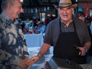 Dave Smith Wild West Jamboree, Fundraising Event