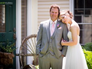 Chris and Sara – Thousand Islands Wedding