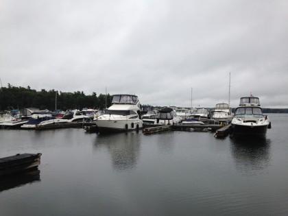 Peck's Marina 2015