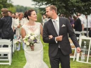 Laura and Sven – Westport Wedding