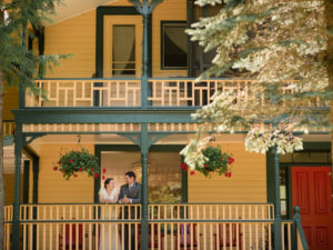 A Destination Wedding  – But Local! The Opinicon