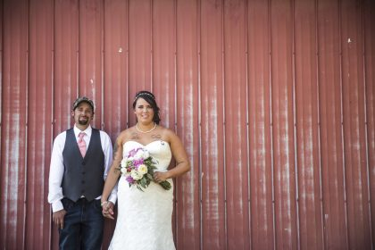 Candice and Eric – North Grenville Wedding