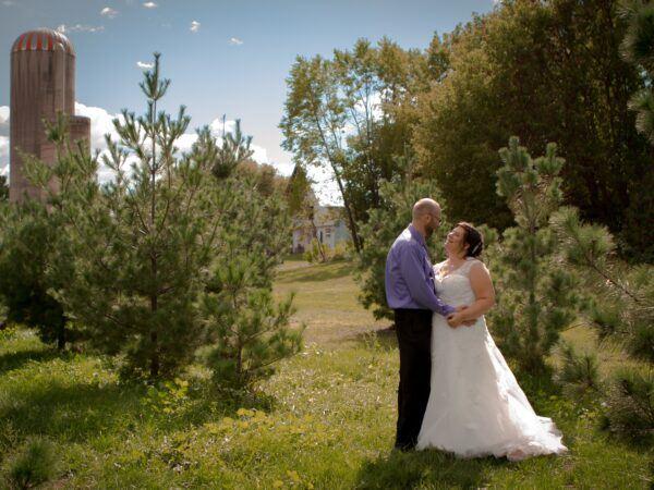 Erinn and Marcel – Mountain Wedding