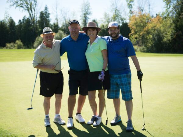 Media Mall Annual Charity Golf Tournament, Fundraising Event