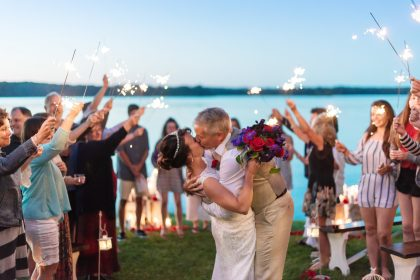 Daina and John – Renfrew Celebration