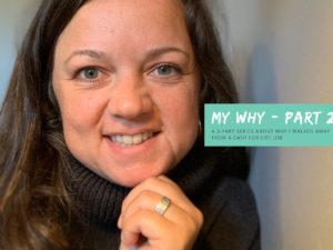 My Why – Part 2, your why must be bigger than yourself