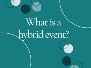 What is a Hybrid Event