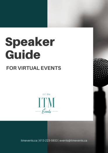 virtual speaking guide