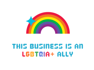 We are a Proud Ally